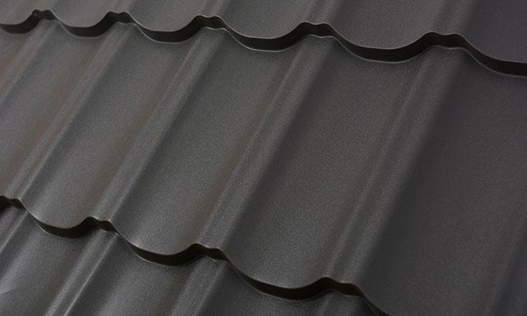 Panel roof tile Era