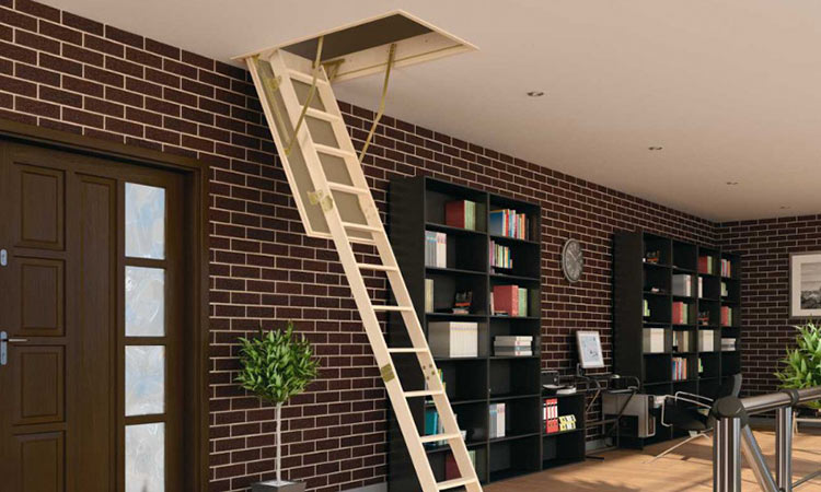 Attic stairs Fakro