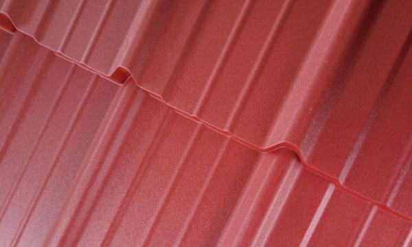 Metal tile Madera