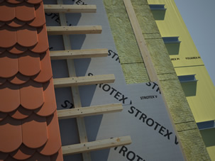 Strotex Dynamic Roofing Membrane